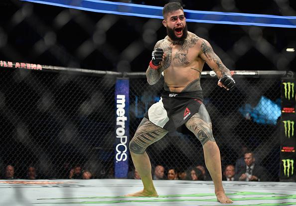 UFC 209: Pedro v Craig